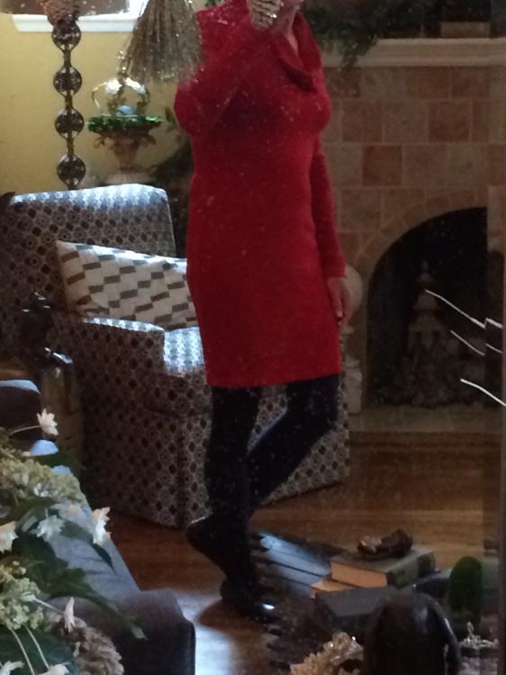 Emma's New Red Dress, 20160109.JPG