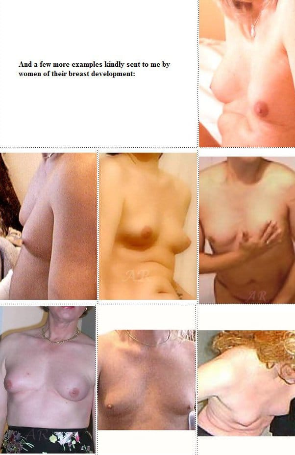 from Messiah transsexual breast development photos