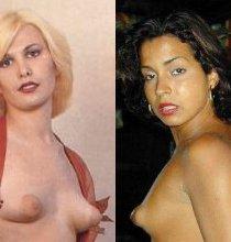 Trans women natural tits